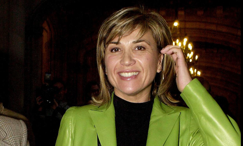 Julia Otero ya se enfrentó a un tumor abdominal en su juventud