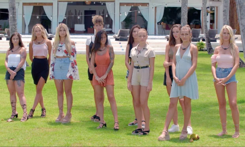 Una de las solteras de 'La isla de las tentaciones 3' sale en 'El Internado: las Cumbres'