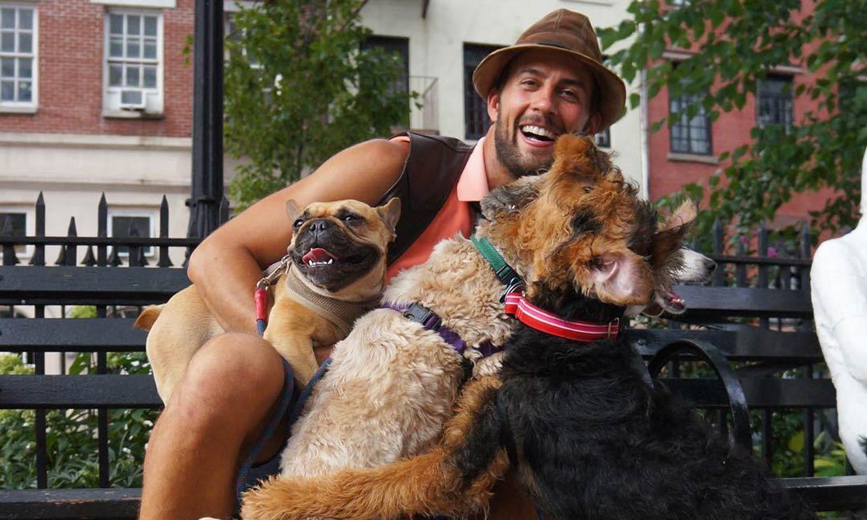 Lady Gaga, así es su paseador de perros Ryan Fischer, que se recupera aún  de varios disparos
