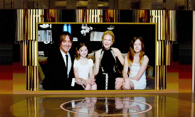 Nicole Kidman, Ethan Hawke y Mark Ruffalo convierten a sus hijos en protagonistas de los Globos de Oro