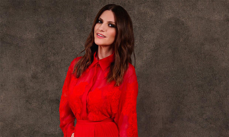 ¡Ella sí! Laura Pausini se lleva el primer Globo de Oro de su carrera