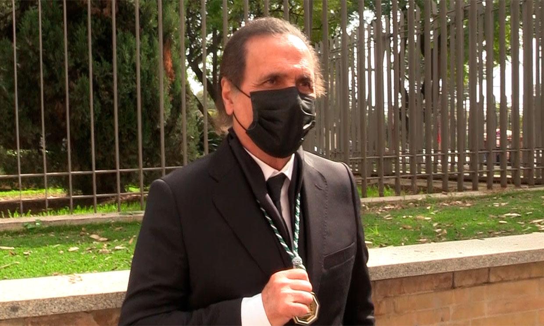 Pepe de Lucía, padre de Malú, se derrite al hablar de su nieta: 'Es un tesoro'