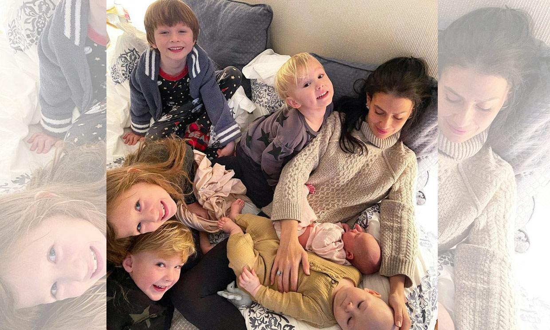 ¡Sorpresa! Alec e Hilaria Baldwin han sido padres de su sexto hijo