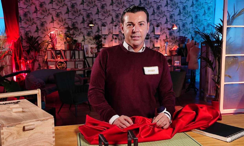 Javier, encargado de la contratación de los jugadores del Levante, séptimo expulsado de 'Maestros de la costura'