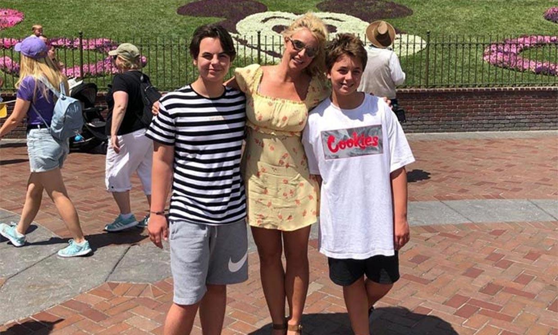 Britney Spears sorprende con el impresionante cambio de sus hijos: 'Algo he debido hacer bien'