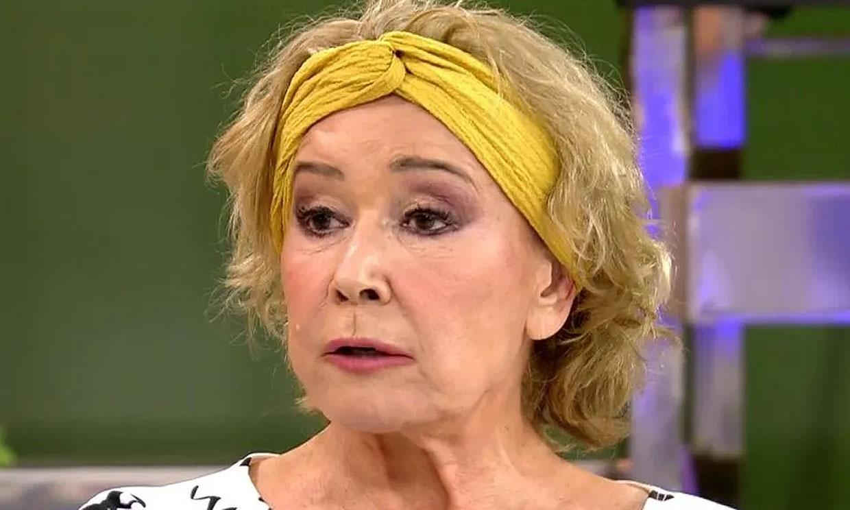 Mila Ximénez regresa a televisión tras un mes ausente por el tratamiento de su enfermedad: 'Ya no tengo miedo'