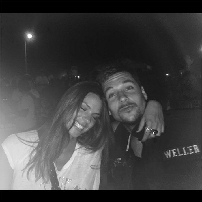 Laura M Flores y Benji Aparicio