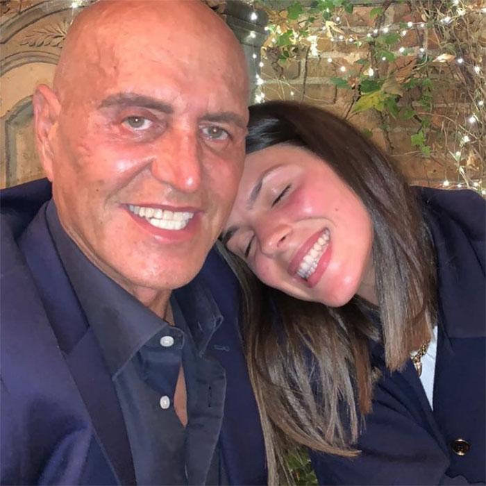 Kiko Matamoros y Laura M Flores