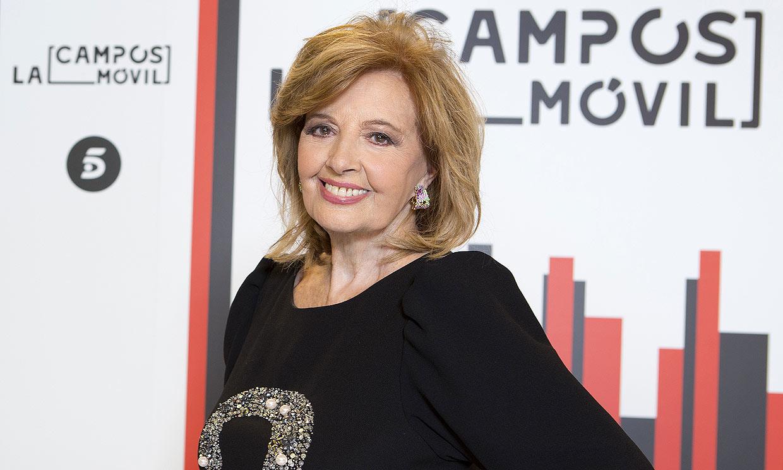 María Teresa Campos, sobre los problemas entre Alejandra y Carmen Borrego: 'Todo se engrandece en la televisión'