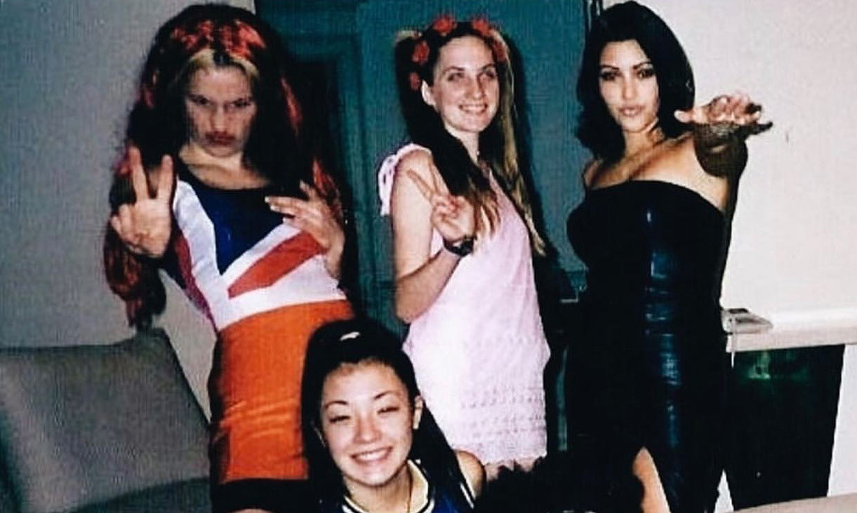 El 'look' de Spice Girls de Kim Kardashian que Victoria Beckham ha aprobado
