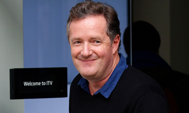 Piers Morgan, un conocido presentador británico, dimite tras las críticas recibidas por sus comentarios sobre Meghan Markle