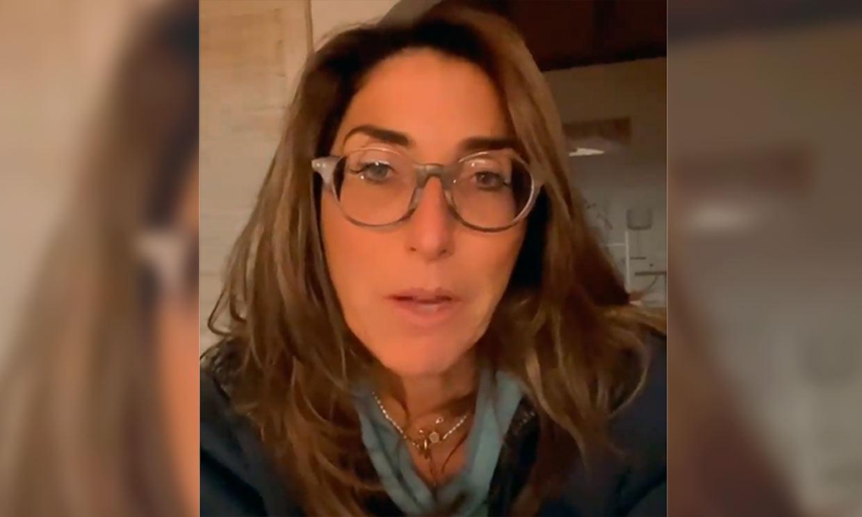 Paz Padilla explica desde su aislamiento cómo se encuentra tras dar positivo en coronavirus