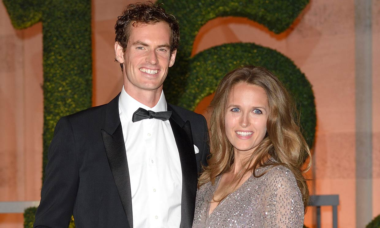¡Enhorabuena! Andy Murray y Kim Sears se convierten en padres por cuarta vez