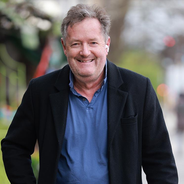 Así es Piers Morgan, el presentador británico más crítico con Meghan Markle