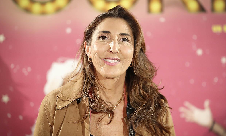 Paz Padilla recuerda a su marido en su aislamiento por Covid: 'Sé que me estás cuidando'