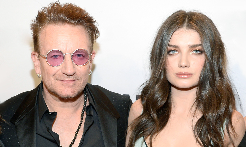 Eve Hewson le robó la agenda a su padre, Bono (U2), para llamar... ¡a Justin Timberlake!