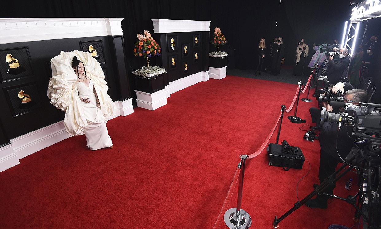 La hija de Beyoncé, Noah Cyrus, Maren Morris... protagonistas de los 'momentazos' de los Grammy