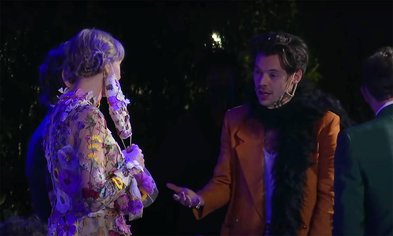Taylor Swift y Harry Styles, el reencuentro que demuestra la buena relación que tienen como exnovios