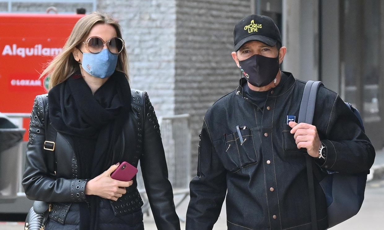 Antonio Banderas y el secreto de sus seis años de noviazgo junto a Nicole Kimpel