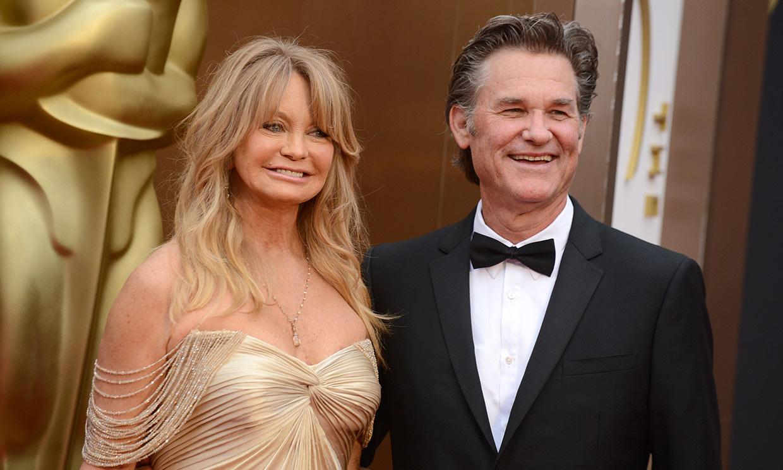 Goldie Hawn celebra el 70 cumpleaños de Kurt Russell rescatando su casi propuesta de matrimonio