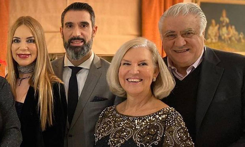La familia de Lorenzo Sanz le rinde homenaje al cumplirse un año de su fallecimiento