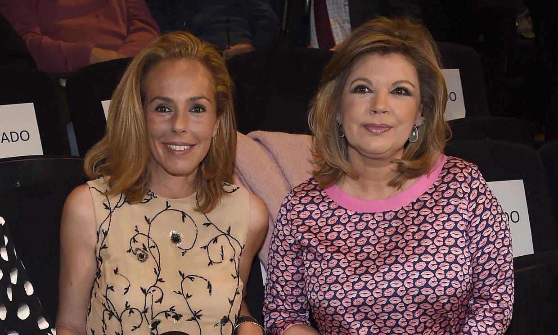 Terelu Campos envía un mensaje a Rocío Carrasco tras el documental en el que ha roto su silencio