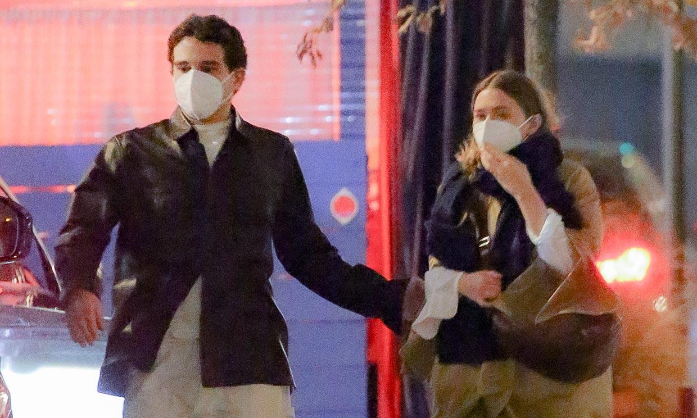 ¿Quién es el novio de Ashley Olsen? Todo sobre Louis Eisner, el artista con el que lleva saliendo años