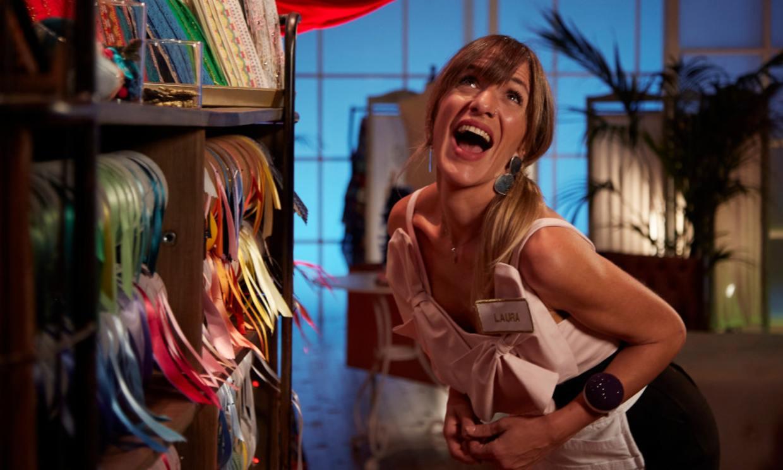Laura se queda a las puertas de la final de 'Maestros de la costura 4'