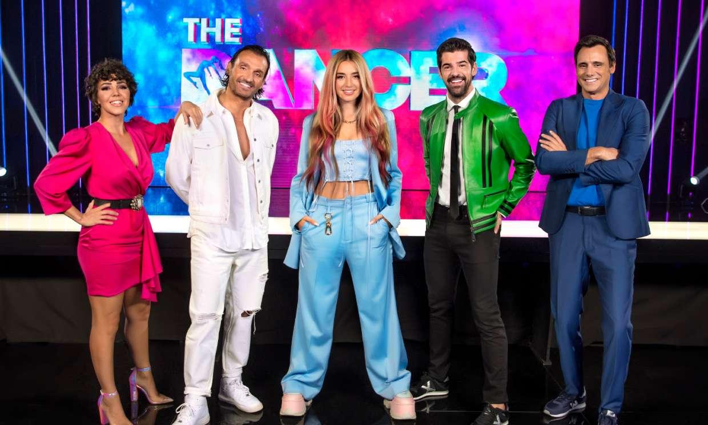 Lola Índigo y Rafa Méndez se reencuentran en 'The Dancer', el nuevo programa de baile de TVE