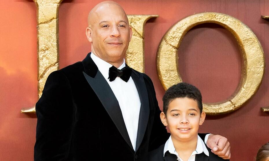 El hijo de Vin Diesel debuta en 'Fast & Furious'