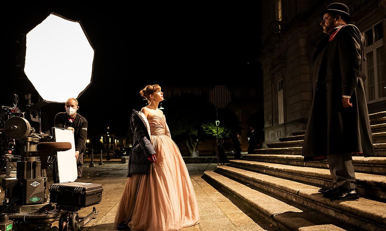 Aura Garrido y Jean Reno: todos los detalles de su nueva aventura a lo Sherlock Holmes