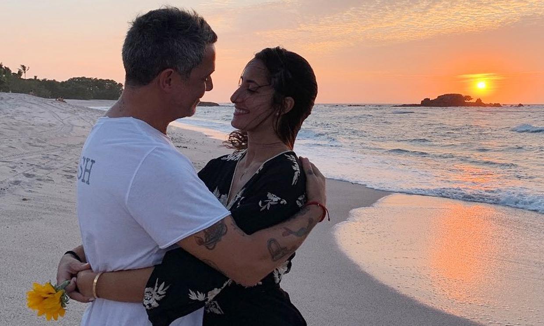 Alejandro Sanz muestra su admiración por Rachel Valdés: 'Ella pincela latidos'