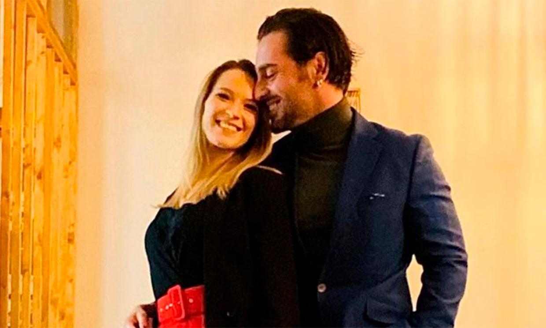 La romántica felicitación de Yana Olina a David Bustamante, su 'persona favorita'