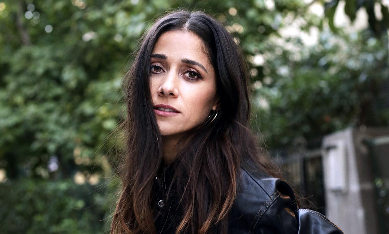 Mariam Hernández revive el confinamiento en la ficción y recuerda el suyo: 'Sin mi madre me hubiera vuelto loca'