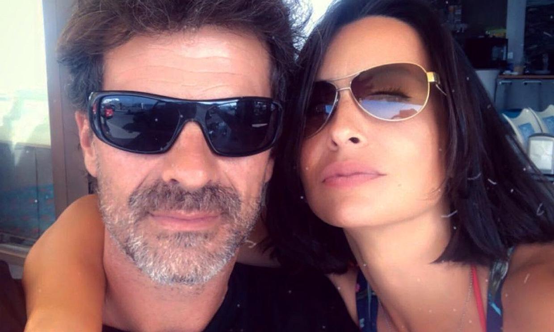 Xenia Tostado, a Rodolfo Sancho: 'No borraría un solo día de estos 16 años juntos, te amo'