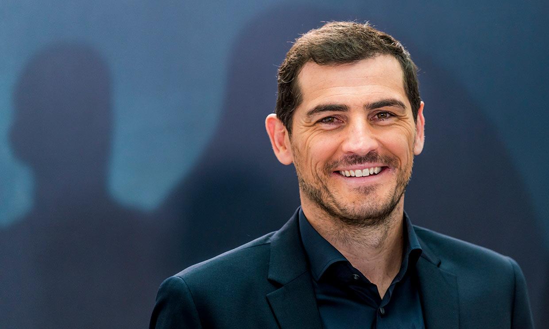 Iker Casillas tira de humor para referirse a sus problemas