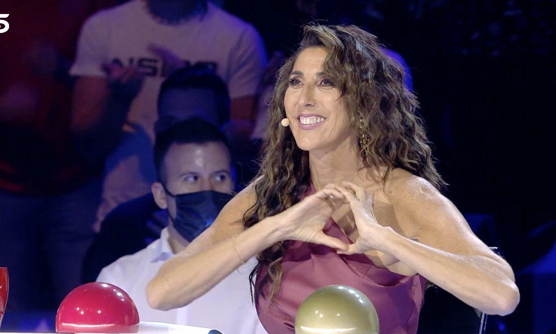 Paz Padilla emociona en su vuelta a 'Got Talent': 'Gracias por entender que necesitaba mi espacio'