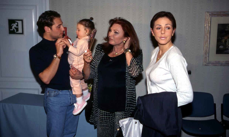 Así reaccionaron Rocío Jurado y Pedro Carrasco cuando supieron que su hija estaba embarazada