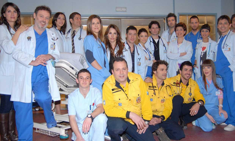 Vuelve 'Hospital central': ¿recuerdas las caras conocidas que hicieron un cameo en la serie?