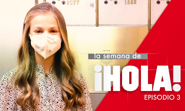 La princesa Leonor y Rocío Carrasco, las dos grandes protagonistas de la semana en ¡HOLA!
