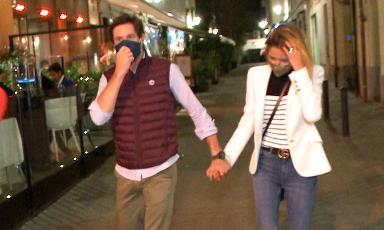 El romántico paseo de José Antonio Canales Rivera e Isabel Márquez tras darse una segunda oportunidad