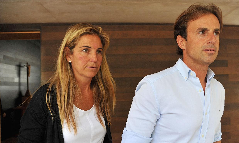 Primera victoria de Arantxa Sánchez Vicario: su divorcio de Josep Santacana no se tramitará en España