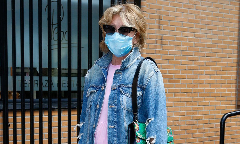 Mila Ximénez, ingresada en un hospital de Madrid