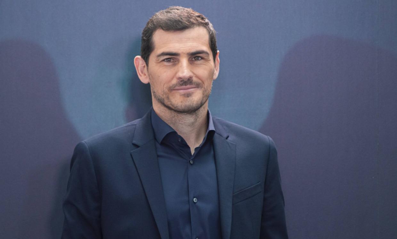'Buenas noticias' y piropo a Sara Carbonero, la estancia en Portugal de Iker Casillas