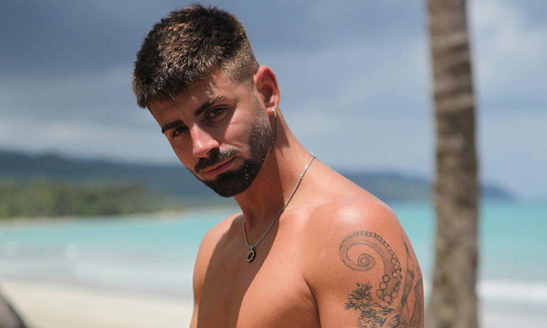Isaac, de 'La isla de las tentaciones 3', presenta su single 'Llegó papá'