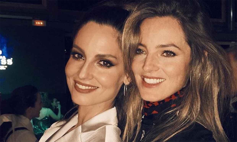La felicidad de Aida Artiles tras el nacimiento de sus sobrinas gemelas