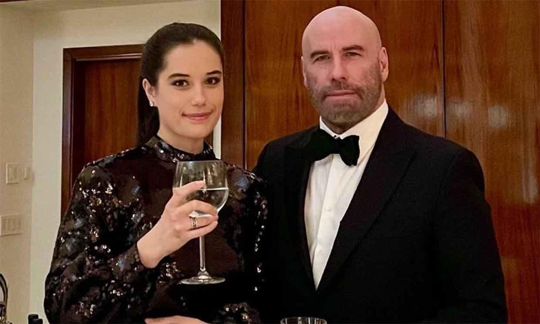 La dulce dedicatoria de John Travolta a su hija en el primer cumpleaños sin Kelly Preston