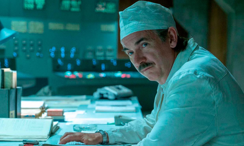Fallece Paul Ritter, actor de 'Chernobyl', a causa de un tumor cerebral
