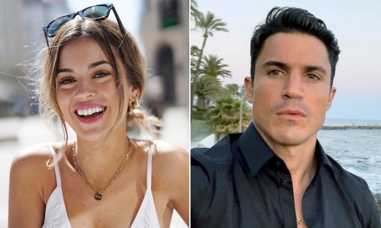 La respuesta de la 'influencer' Rocío Camacho al preguntarle sobre Álex González: 'He venido a hablar de mi libro'