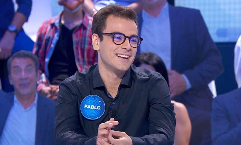 Pablo Díaz bate el récord de 200 programas de 'Pasapalabra' seguidos
